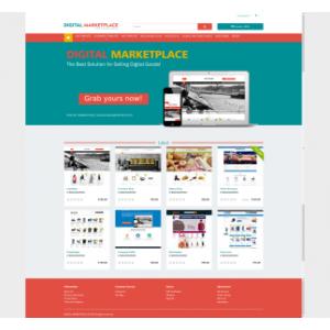 OpenCart Indonesia Digital Marketplace