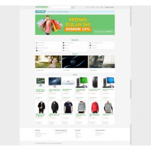 OpenCart Indonesia Marketplace